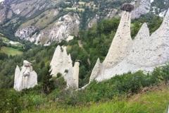 Pyramides d\'Euseigne